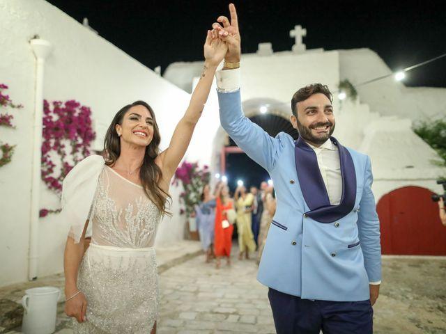 Il matrimonio di Paolo e Angelica a Ostuni, Brindisi 106
