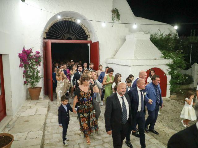 Il matrimonio di Paolo e Angelica a Ostuni, Brindisi 110