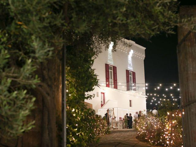 Il matrimonio di Paolo e Angelica a Ostuni, Brindisi 113