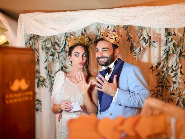 Il matrimonio di Paolo e Angelica a Ostuni, Brindisi 138