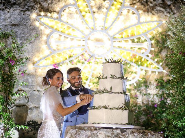 Il matrimonio di Paolo e Angelica a Ostuni, Brindisi 141