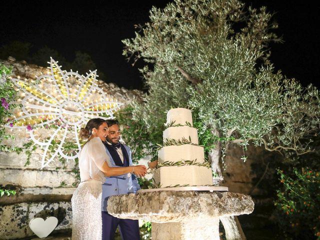 Il matrimonio di Paolo e Angelica a Ostuni, Brindisi 143