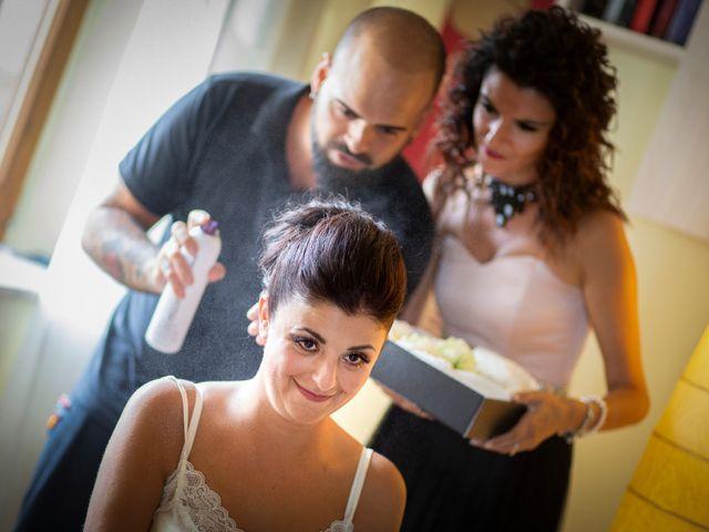 Il matrimonio di Andrea e Sara a Colle di Val d'Elsa, Siena 8