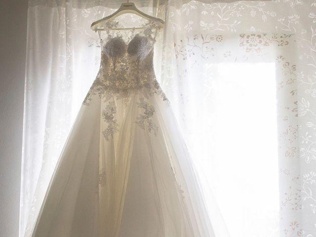 Il matrimonio di Andrea e Sara a Colle di Val d'Elsa, Siena 9