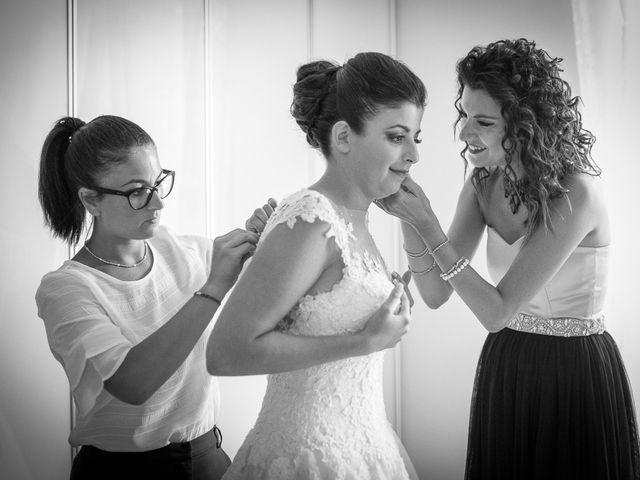 Il matrimonio di Andrea e Sara a Colle di Val d'Elsa, Siena 11