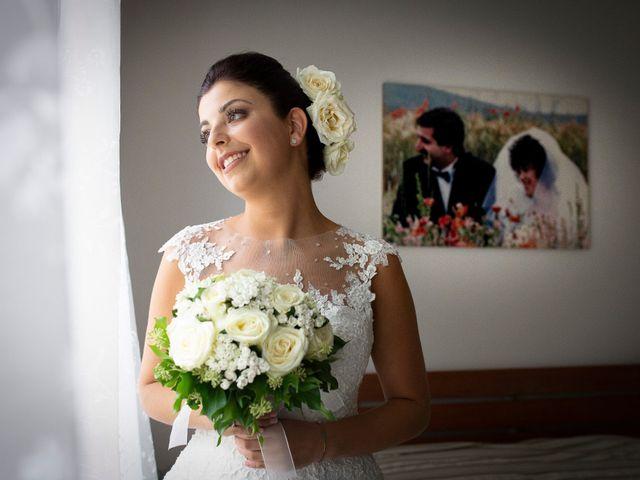 Il matrimonio di Andrea e Sara a Colle di Val d'Elsa, Siena 13