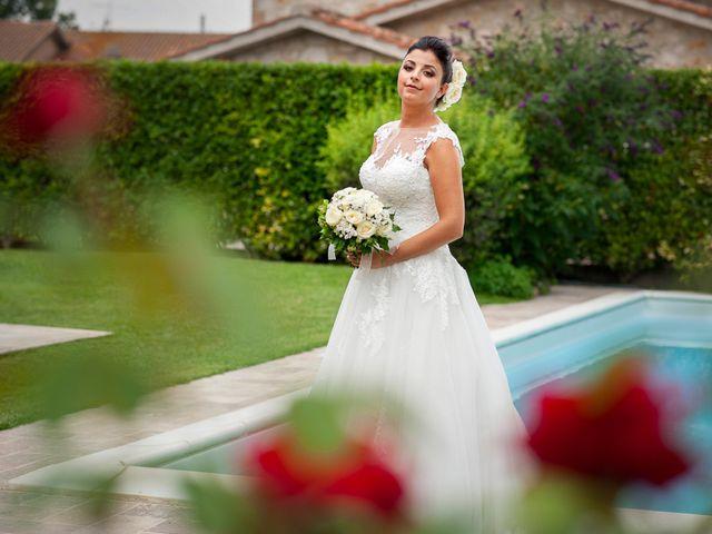 Il matrimonio di Andrea e Sara a Colle di Val d'Elsa, Siena 14