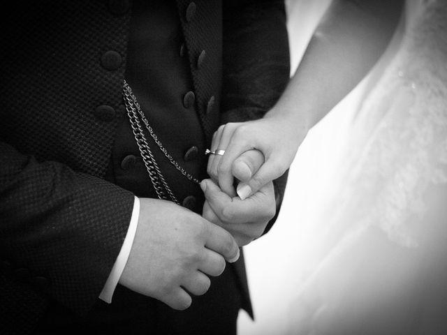Il matrimonio di Andrea e Sara a Colle di Val d'Elsa, Siena 15