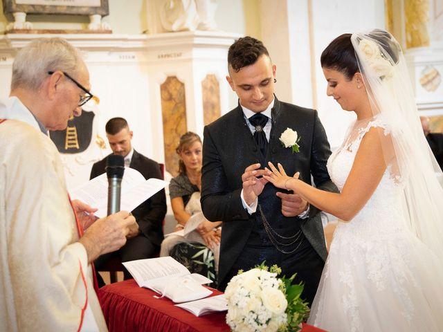 Il matrimonio di Andrea e Sara a Colle di Val d'Elsa, Siena 16