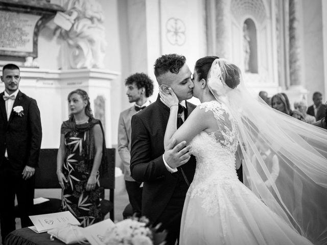 Il matrimonio di Andrea e Sara a Colle di Val d'Elsa, Siena 17