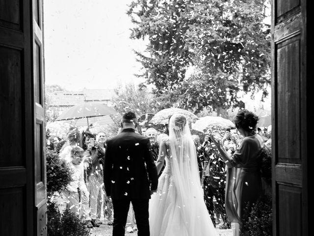 Il matrimonio di Andrea e Sara a Colle di Val d'Elsa, Siena 18