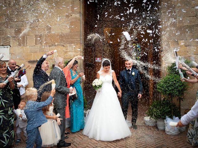 Il matrimonio di Andrea e Sara a Colle di Val d'Elsa, Siena 19