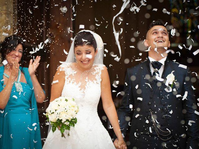 Il matrimonio di Andrea e Sara a Colle di Val d'Elsa, Siena 20