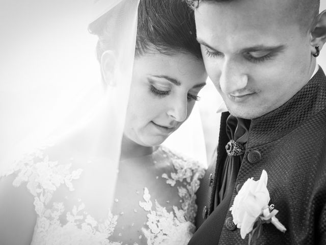 Il matrimonio di Andrea e Sara a Colle di Val d'Elsa, Siena 22