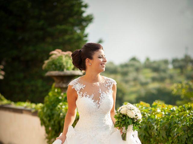 Il matrimonio di Andrea e Sara a Colle di Val d'Elsa, Siena 23