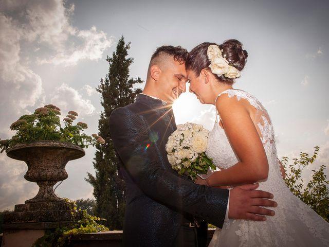 Il matrimonio di Andrea e Sara a Colle di Val d'Elsa, Siena 24