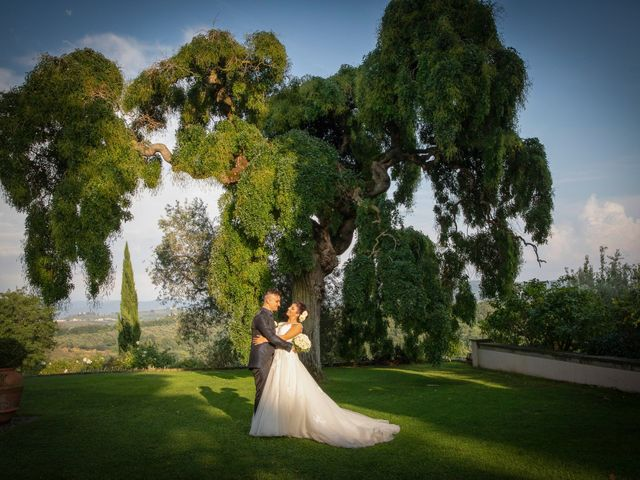 Il matrimonio di Andrea e Sara a Colle di Val d'Elsa, Siena 25