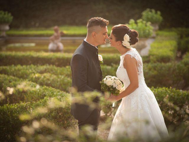 Il matrimonio di Andrea e Sara a Colle di Val d'Elsa, Siena 26
