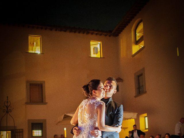 Il matrimonio di Andrea e Sara a Colle di Val d'Elsa, Siena 27