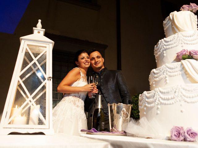 Il matrimonio di Andrea e Sara a Colle di Val d'Elsa, Siena 28