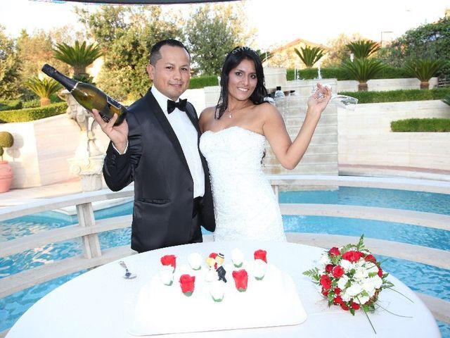 Il matrimonio di Wimper e Monica a Roma, Roma 3