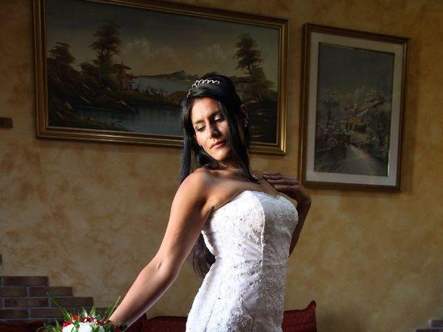 Il matrimonio di Wimper e Monica a Roma, Roma 16