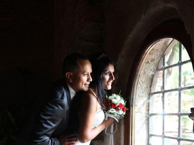 Il matrimonio di Wimper e Monica a Roma, Roma 1