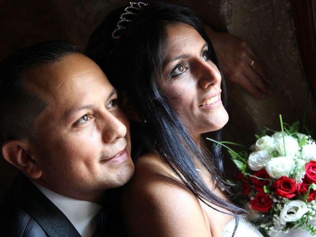 Il matrimonio di Wimper e Monica a Roma, Roma 18