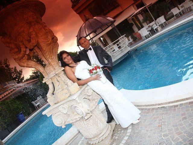 Il matrimonio di Wimper e Monica a Roma, Roma 26