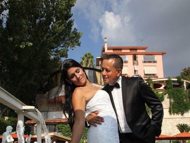 Il matrimonio di Wimper e Monica a Roma, Roma 29