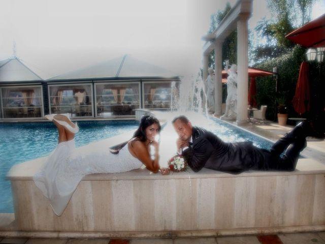 Le nozze di Monica e Wimper