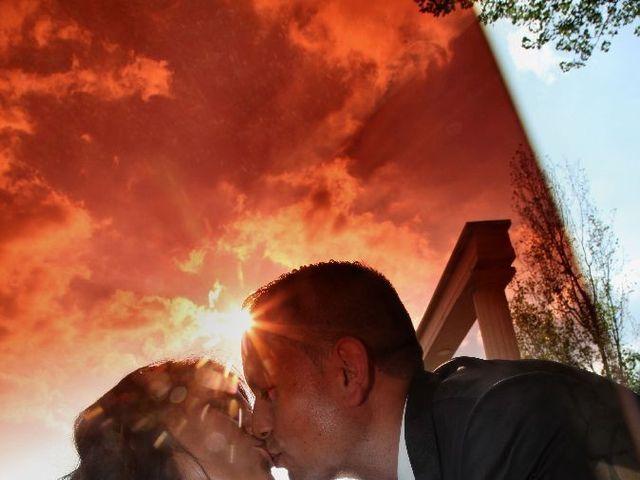 Il matrimonio di Wimper e Monica a Roma, Roma 2