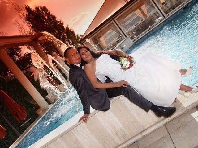 Il matrimonio di Wimper e Monica a Roma, Roma 30