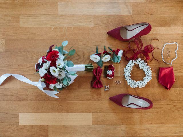 Il matrimonio di Diego e Mara a Venaria Reale, Torino 1