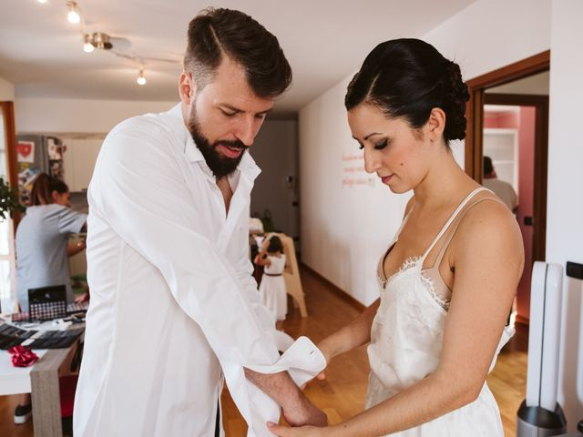 Il matrimonio di Diego e Mara a Venaria Reale, Torino 8