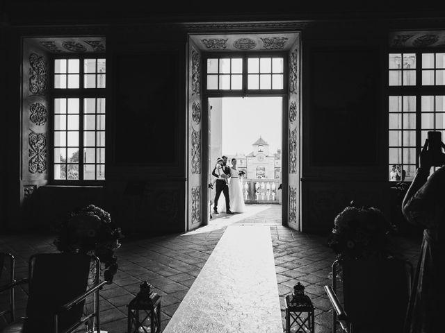 Il matrimonio di Diego e Mara a Venaria Reale, Torino 12