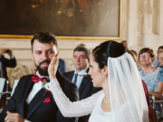 Il matrimonio di Diego e Mara a Venaria Reale, Torino 13