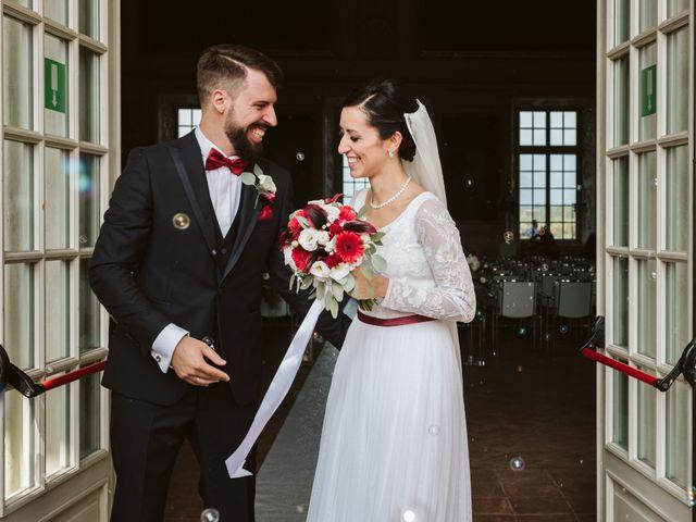Il matrimonio di Diego e Mara a Venaria Reale, Torino 14