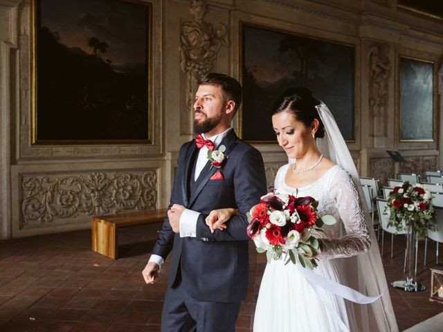 Il matrimonio di Diego e Mara a Venaria Reale, Torino 15