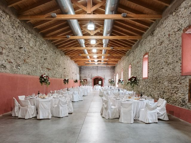 Il matrimonio di Diego e Mara a Venaria Reale, Torino 19