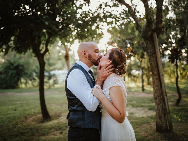 Le nozze di Chiara e Manuel