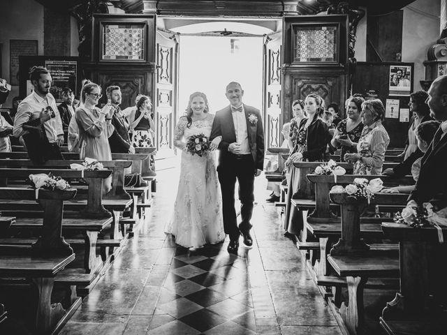 Il matrimonio di Danjg e Nicole a Verbania, Verbania 15