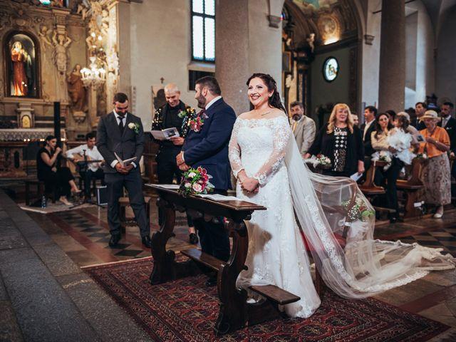 Il matrimonio di Danjg e Nicole a Verbania, Verbania 16