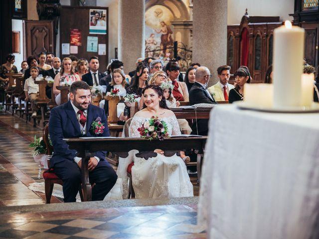 Il matrimonio di Danjg e Nicole a Verbania, Verbania 17