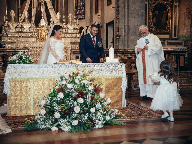 Il matrimonio di Danjg e Nicole a Verbania, Verbania 18
