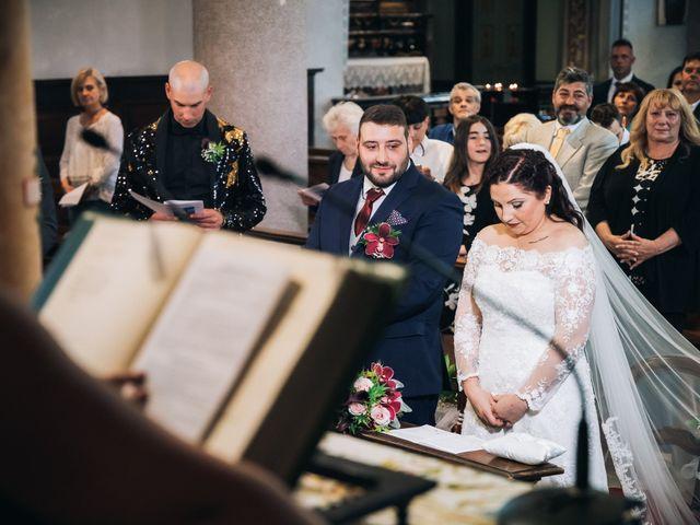 Il matrimonio di Danjg e Nicole a Verbania, Verbania 21
