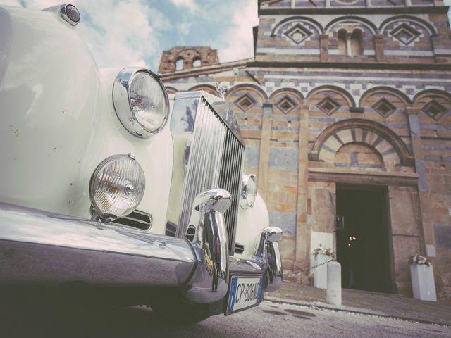 Il matrimonio di Elena e Angelo a Livorno, Livorno 5