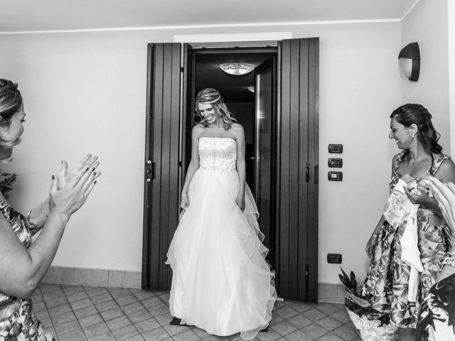 Il matrimonio di Cristina e Davide a Santa Giustina in Colle, Padova 10