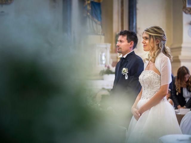 Il matrimonio di Cristina e Davide a Santa Giustina in Colle, Padova 13