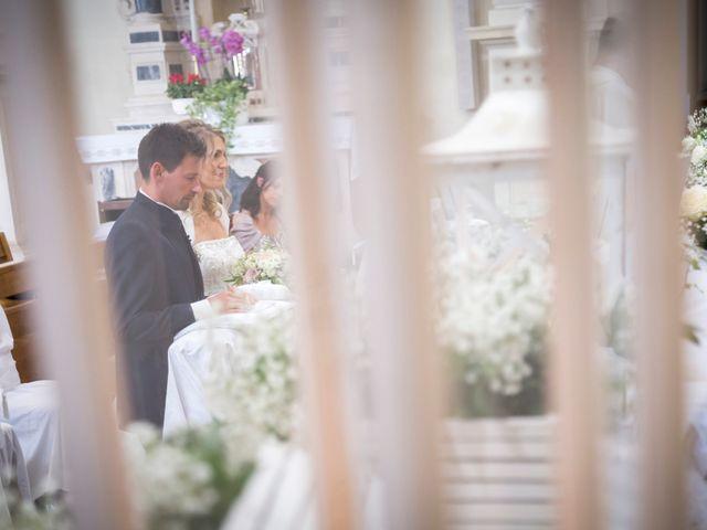 Il matrimonio di Cristina e Davide a Santa Giustina in Colle, Padova 14
